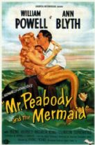 Mr Peabody and the Mermaid 1948 DVD - William Powell / Ann Blyth